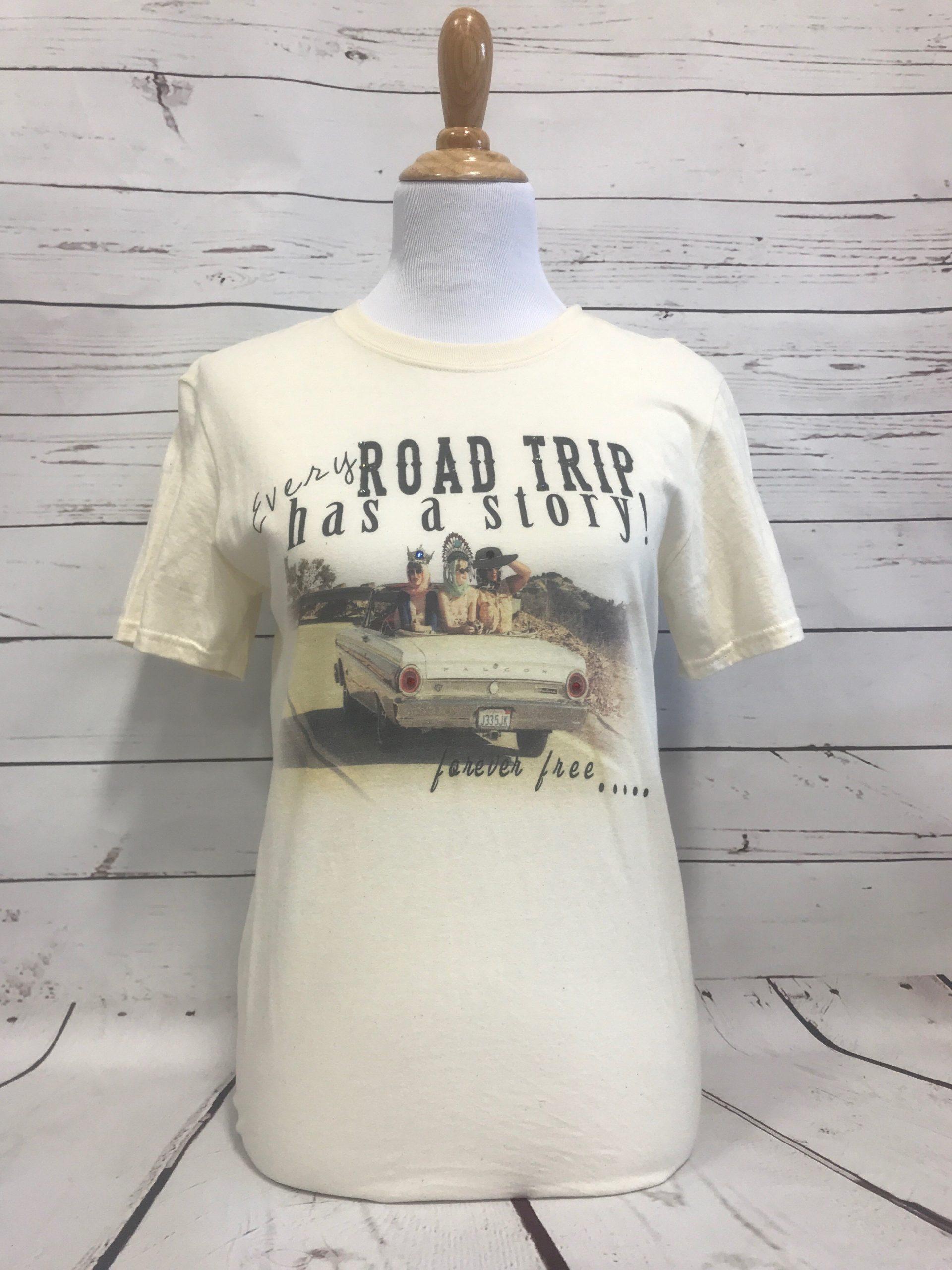Roadtrip Cream Unisex