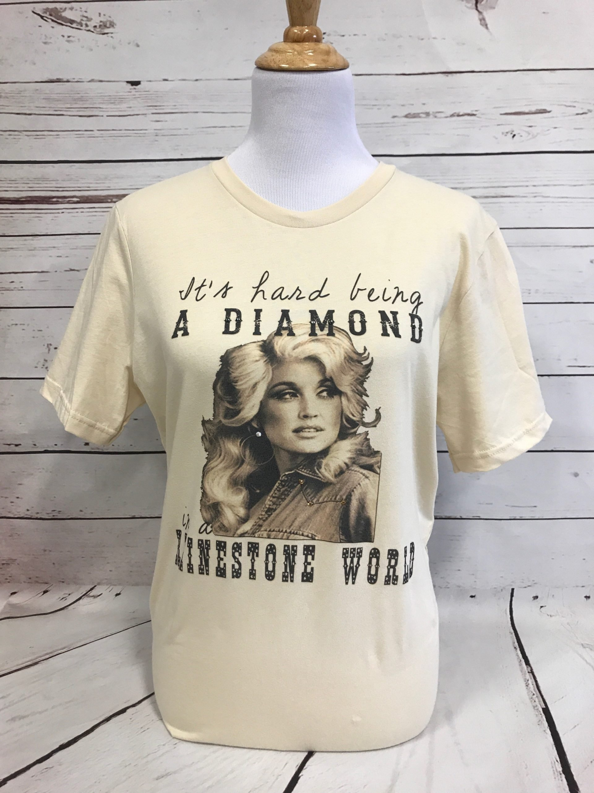 It's Hard Being A Diamond Dolly