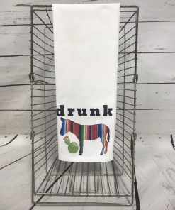 Drunk Ass Tea Towel