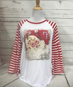 Holiday Bell Sleeve Tees
