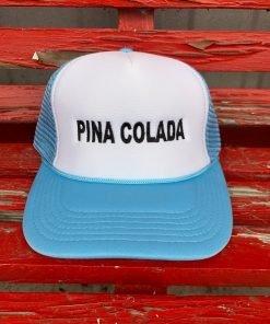 Blue Pina Colada Hat