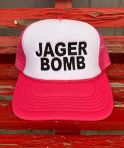 Jager Bomb Pink Hat
