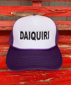 Daiquiri Purple Hat