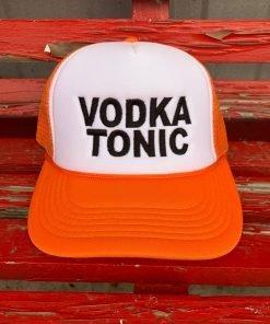 Orange Vodka Tonic Hat